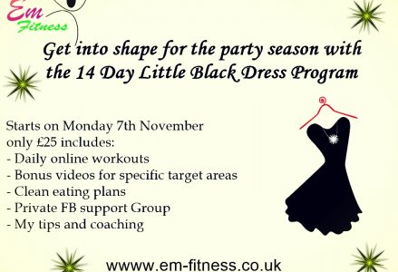little black dress program